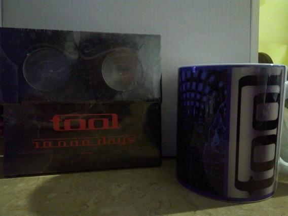 Tool 10,000 Days, Nuevo Empacado + Mug Taza