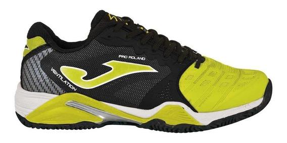 Zapatos Para Jugar Tenis Joma Pro Roland All Court Hombre