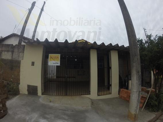Casa Para Aluguel, 2 Dormitórios, Parque Santa Maria - Tatuí - 1612