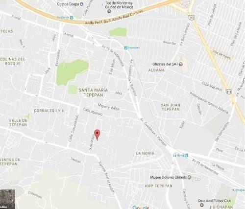 Terreno En Venta En Tepepan, Xochimilco, Cdmx.