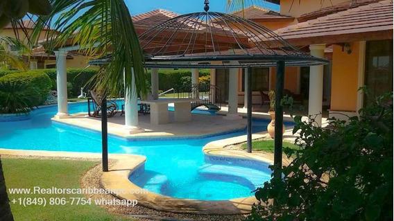 Cocotal Villa Tropical Glam 3hb Amplia Piscina