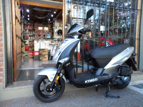 Kimco Agility 125cc Usada Titular Con 9.300km En Motosfiori