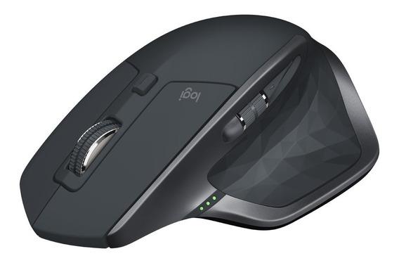 Mouse Sem Fio Logitech Mx Master 2s Bluetooth Flow 4000dpi