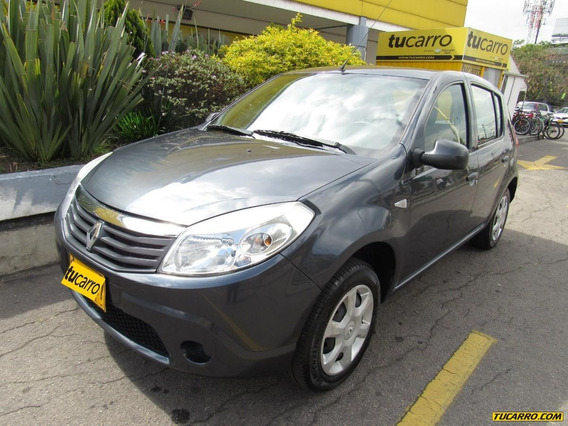 Renault Sandero Expression 1.6 Mecánico Aa