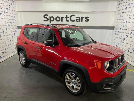Jeep Renegade Sport Mt5 0km Entrega Inmediata! Stock