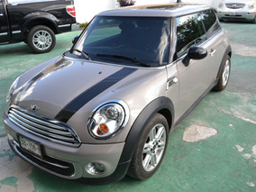 Mini Cooper 1.6 Baker Street Aa At