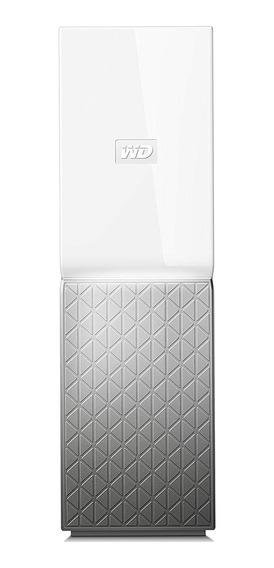 Disco externo NAS Western Digital My Cloud Home WDBVXC0060HWT 6TB blanco