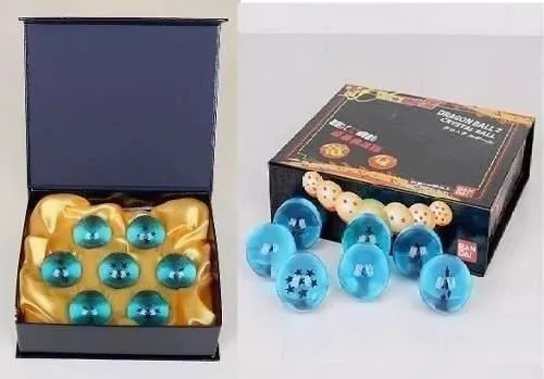 Esferas Azules Coleccionables De Dragón Dbz Varios Modelos
