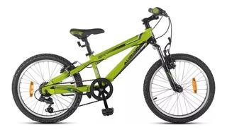 Bicicleta Juvenil Aurora 20asx Aluminio Shimano Envio Gratis
