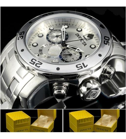 Relógio Invicta Pro Diver 0071 Original 200 Metros.