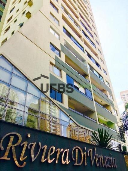 Apartamento Com 3 Dormitórios À Venda, 87 M² Por R$ 399.000,00 - Jardim Goiás - Goiânia/go - Ap2553
