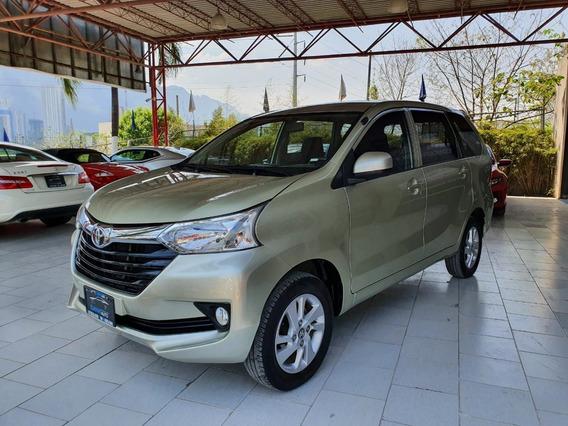 Toyota Avanza 2017 1.5 Premium At