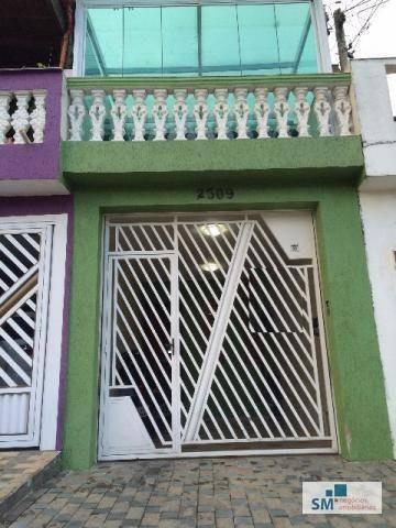 Sobrado Residencial À Venda, Assunção, São Bernardo Do Campo. - So0036