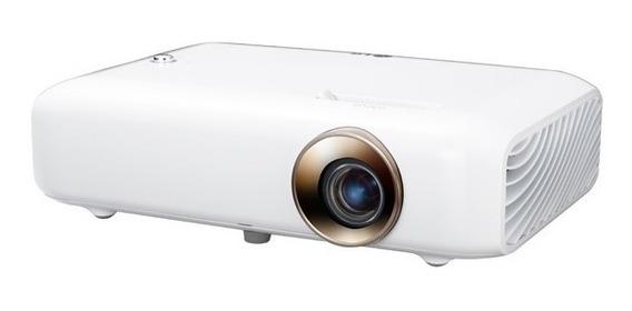 Projetor LG Cinebeam Tv Ph550 1280x720 550 Lumens Branco