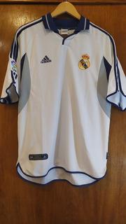 Camiseta Real Madrid 2001
