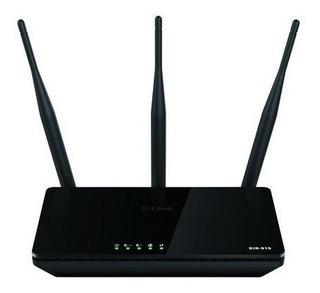 Roteador Wifi D-link Dir-819 750mbps 3 Antenas + Nota Fiscal