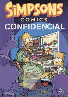 Simpsons Comics - Confidencial - Matt Groening