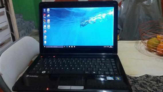 Notebook Itaucom W7415 Hd 500gb Bateria Nova