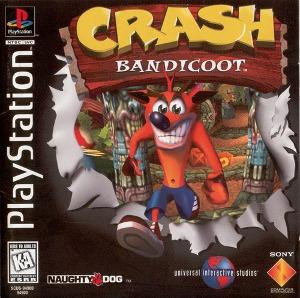 Imagen 1 de 1 de Ps3 Digital Crash Bandicoot (psone Classic)