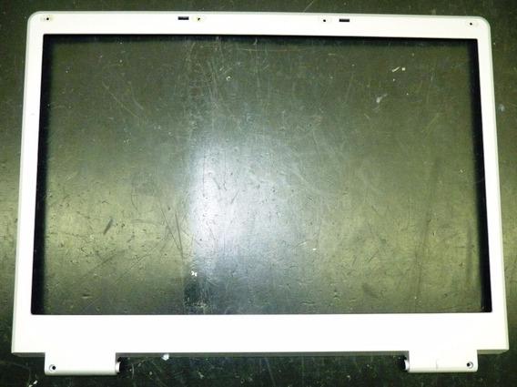 Moldura Frontal Do Lcd Notebook Itautec W7630 W7635 Usado