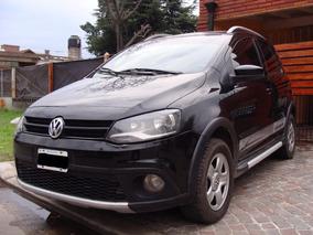 Volkswagen Crossfox 2011 Vtv Confort Financio