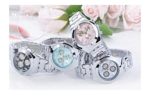 Relógio Feminino Original Longbo Aprova D