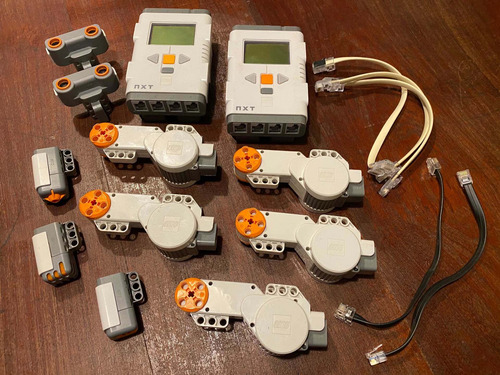 Imagen 1 de 9 de Kit Lego Mindstorm Nxt