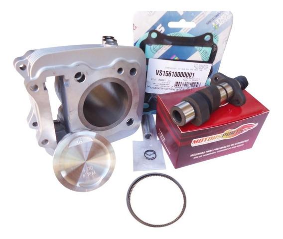 Kit De Aumento De Cilindrada Intruder Yes 125 Para 150cc 4mm