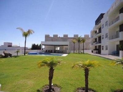 *hermoso Penthouse Duplex En Renta Amueblado Ubicado En Real De Juriquilla !!