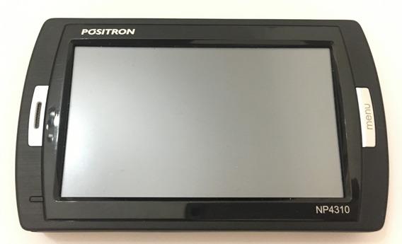 Tela Navegador Pósitron Np4310 - Original