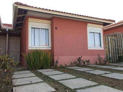Casa Com 3 Dormitórios À Venda, 70 M² Por R$ 299.000 - Medeiros - Jundiaí/sp - Ca0003