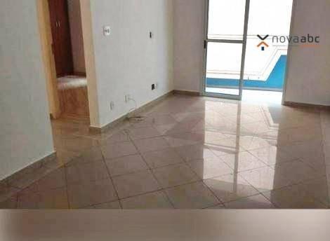 Apartamento À Venda, 67 M² Por R$ 300.000,00 - Parque Das Nações - Santo André/sp - Ap1258