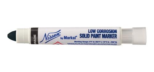 Marcador Pintura Solida Para Acero Inoxidable Markal