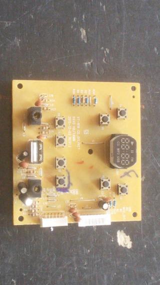 Placa De Controle Do Rádio Mondial Bx13