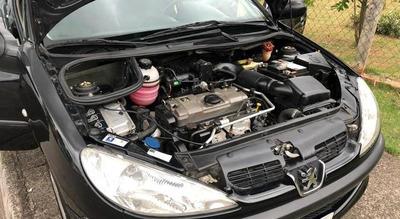 Peugeot 206 1.4 Flex Presence Fx Completíssimo Ótimo Estado