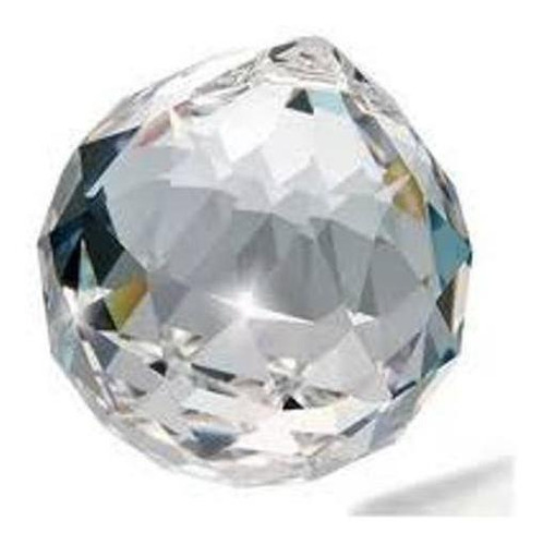 Esfera De Cristal Asfour 30mm - Feng Shui