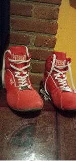 Se Vende Tenis Everlast Originales Para Box O Basquet