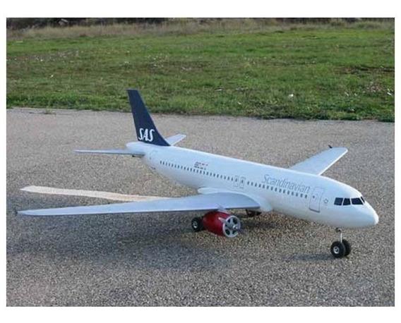 Planta Pdf Airbus A320 Elétrico Escala P/ Madeira Balsa + Br