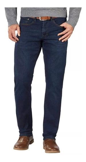 Pantalon De Mezclilla Para Hombre Izod 38x34 Jeans Caballero
