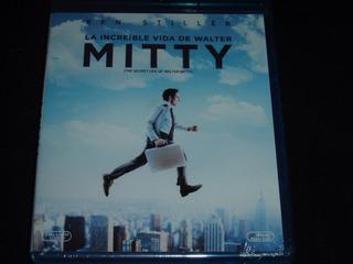 Blu-ray La Increible Vida De Walter Mitty ( Oferta)