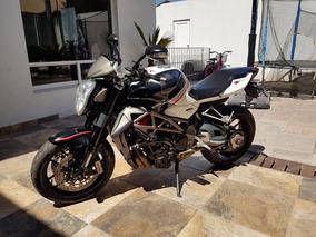 Motocicleta Moto Mv Agusta Brutale 1090 Rr Mod 2010
