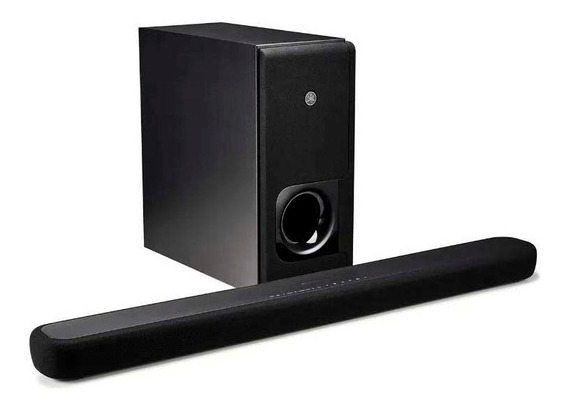 Soundbar Yas-209 Surround 3d Bluetooth Com Controle - Yamaha