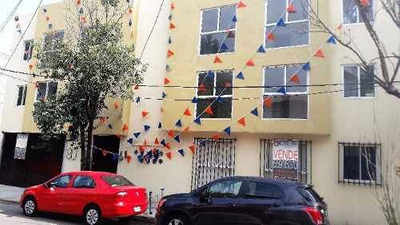 Departamento En Venta, Justo Sierra, Xochimilco