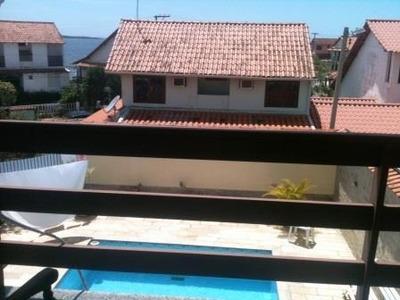 Casa Em Andorinhas, Iguaba Grande/rj De 150m² 4 Quartos À Venda Por R$ 550.000,00 - Ca78066