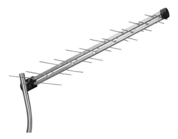 Antena De Tv Externa Digital Uhf 14 Dbi Ae 1028 Intelbras