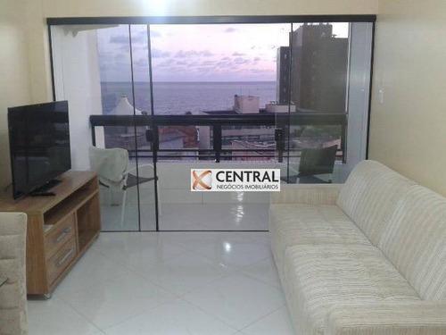 Imagem 1 de 14 de Apartamento Com 2 Dormitórios À Venda, 60 M² Por R$ 600.000,00 - Barra - Salvador/ba - Ap2570