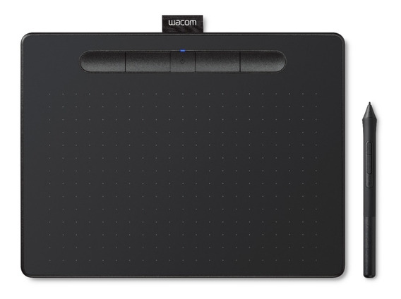 Tableta Grafica Creativa Wacom Intuos Medium Con Bluetooth