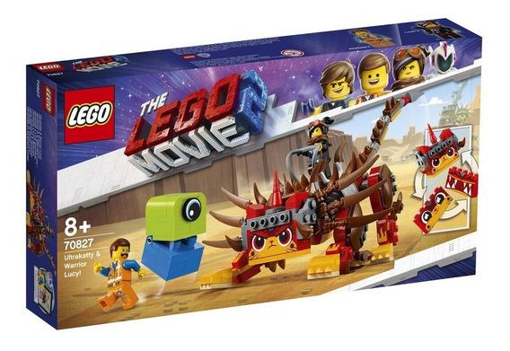 Lego The Movie - Ultrakatty E Guerreira Lucy!
