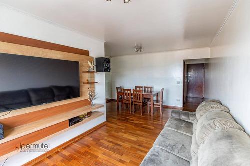Ótimo Apartamento À Venda, 87 M² - Ipiranga - São Paulo/sp - Ap2004