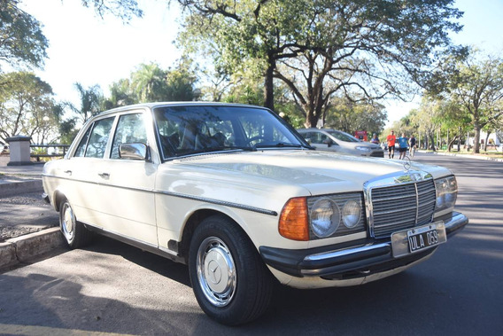 Mercedes Benz 300d, 79 De Colección!